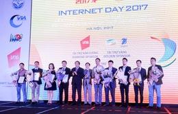 Vinh danh doanh nghiệp có ảnh hưởng lớn nhất đến sự phát triển Internet Việt Nam