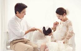 Người đẹp So Yi Hyun hạnh phúc chào đón đứa con thứ hai