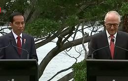 Indonesia, Australia thúc đẩy hợp tác an ninh và thương mại