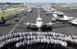 Đào tạo phi công Indonesia hướng ra thị trường khu vực