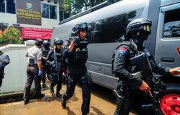 Cảnh sát Indonesia phá vỡ một loạt âm mưu tấn công khủng bố