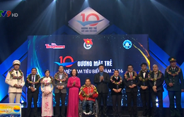 Vinh danh 10 Gương mặt trẻ Việt Nam tiêu biểu 2016