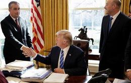 Intel mở nhà máy tại Mỹ sau khi gặp mặt Tổng thống Donald Trump