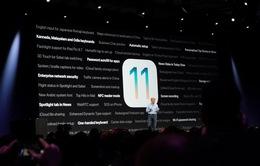 """Sau hơn 3 tuần """"đánh vật"""", iOS 11 đã chính thức vượt mặt iOS 10"""