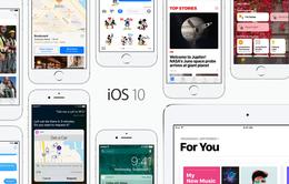 76% thiết bị iOS đã được nâng cấp lên iOS 10