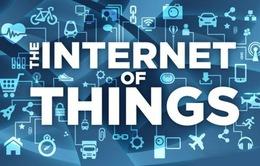 Internet of Things - Xu hướng công nghệ năm 2017