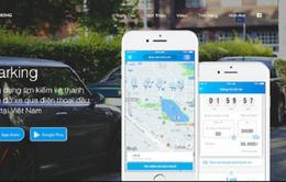 Cuối năm 2017, 100% điểm đỗ xe công cộng ở 4 quận nội thành Hà Nội dùng dịch vụ iParking