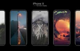 """iPhone X sẽ trang bị """"mặt nạ đen"""" trên tất cả phiên bản"""