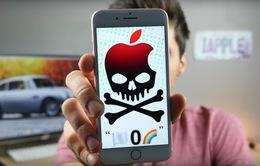 Phát hiện tin nhắn lạ khiến iPhone bị tê liệt ngay khi nhận được