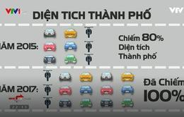 Cơn sốt ô tô giá rẻ - Thách thức lớn cho cơ sở hạ tầng giao thông Việt Nam