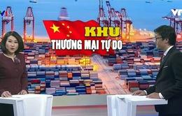 Trung Quốc thành lập thêm 7 khu thương mại tự do mới