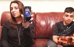 """Sau Bkav, Face ID trên iPhone X lại bị """"đánh lừa"""" bởi cậu bé 10 tuổi"""