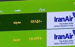 Người dân Iran trở lại lễ hành hương Hajj