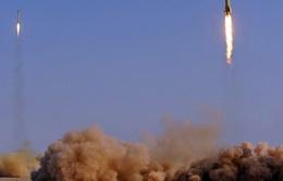 Iran nã tên lửa nhằm vào IS ở Syria