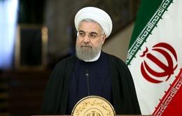 Iran cảnh báo đáp trả biện pháp trừng phạt mới của Mỹ