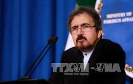 Iran phản đối Mỹ áp đặt trừng phạt