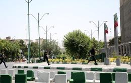 Tấn công bằng dao gây thương vong tại thủ đô của Iran