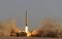 Iran tăng ngân sách phát triển tên lửa