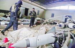 Iraq cáo buộc IS sử dụng vũ khí hóa học tại Mosul