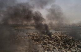 Vừa tuyên bố chiến thắng IS tại Mosul, giao tranh lẻ tẻ lại tiếp diễn