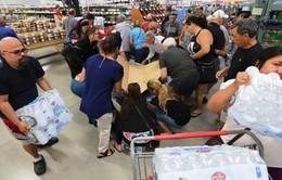 Giá cả - Nỗi lo của người dân Mỹ do bão Irma