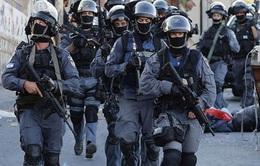 Tấn công cảnh sát bằng dao ở Jerusalem