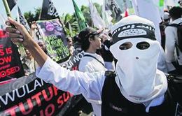 Indonesia sẽ cho phép bắt giam các tay súng hồi hương