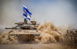 Israel tấn công các căn cứ của Hamas sau vụ nã pháo gần Dải Gaza