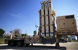 Israel thử thành công phiên bản đánh chặn tên lửa tầm trung