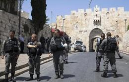 Israel: Nổ súng nhằm vào cảnh sát, 2 người thiệt mạng