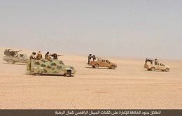 Iraq mở chiến dịch quân sự cuối cùng truy quét IS