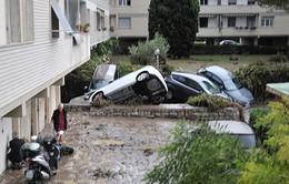 Giông lốc hoành hành dữ dội ở Italy, ít nhất 6 người thiệt mạng