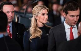 Con gái Trump được bổ nhiệm làm trợ lý Tổng thống Mỹ