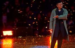 Alibaba của tỷ phú Jack Ma thắng lớn trong ngày Độc thân