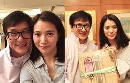 Thành Long hóa giải xung đột 22 năm với vợ Trương Chí Lâm