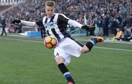"""Arsenal lộ chuyện """"kết"""" sao trẻ tài năng Serie A"""