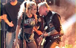 """Những hình ảnh """"bốc khói"""" của Lady Gaga tại Grammy 2017"""