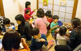 Ấm áp quán cafe từ thiện dành cho trẻ em nghèo tại Nhật Bản