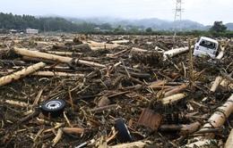 Nhật Bản: Lũ lụt khiến gần 50 người thiệt mạng và mất tích