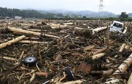 Nhật Bản: 6 người thiệt mạng do mưa lũ