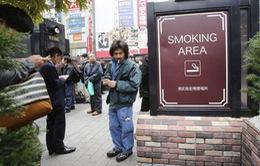 Tokyo siết chặt quy định hút thuốc lá