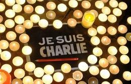 Pháp kỷ niệm 2 năm vụ tấn công tòa soạn Charlie Hebdo