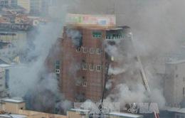 Hàn Quốc: Phát hiện tác nhân gây hỏa hoạn kinh hoàng ở Jecheon