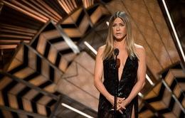 Choáng với nữ trang hơn 200 tỷ đồng của Jennifer Aniston tại Oscar 2017