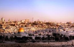 Quốc hội Israel siết chặt kiểm soát Jerusalem