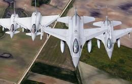 Pháp, Đức sẽ phát triển hệ chiến đấu cơ mới