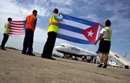 Thêm một thành phố Mỹ kết nối hàng không với Cuba