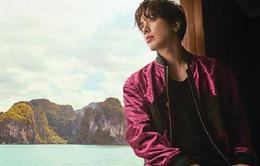 Tài tử Jung Yong Hwa với bộ ảnh siêu chất tại Vịnh Hạ Long