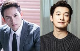 Ji Sung và Cho Seung Woo cùng nhau đóng phim mới