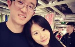 """Vợ tuyển thủ Trung Quốc đòi """"treo giò"""" chồng vì tội ngoại tình"""